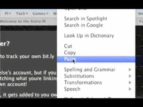 Bit.ly URL converter
