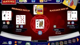 Lets Play Club Vegas 02 Black Jack