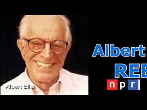 Albert Ellis Cognitive Behavioral Therapy