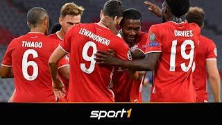 Vor CL-Turnier: FC Bayern sticht PSG aus | SPORT1 - DER TAG