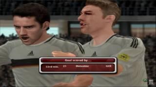 UEFA Euro 2008 PS2 Gameplay HD