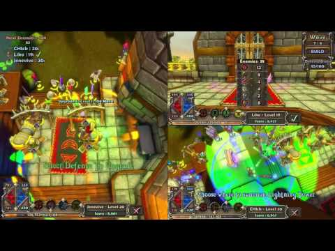 Free  Play  Mode     Dungeon  Defenders     Part  06     Strategy 2C  Thank  You 21