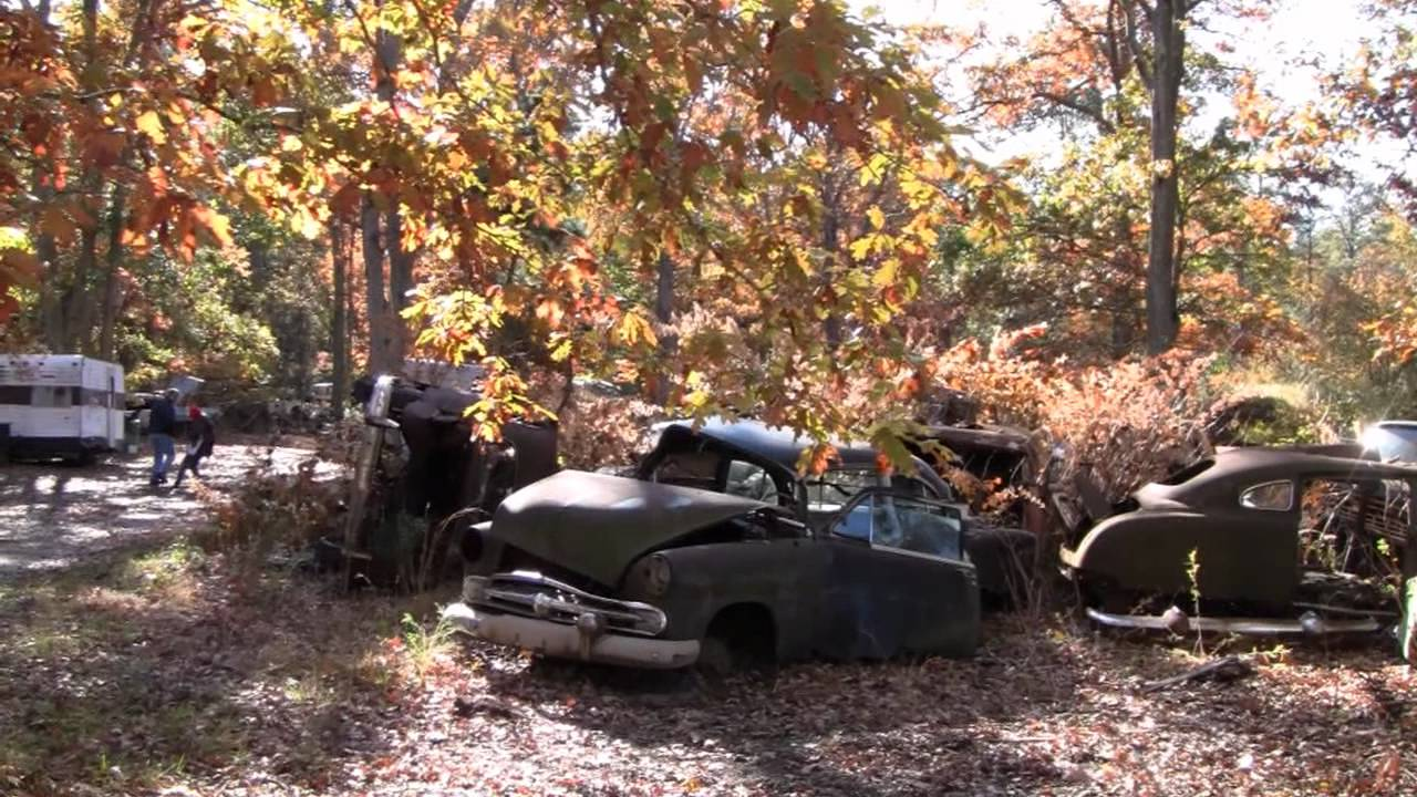 More Abandoned Junkyard 30 S 40 S 50 S 60 S Cars Youtube
