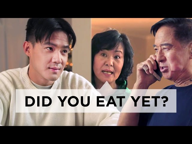 What Asian Parents Don't Say...