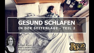 #3 Schlaf dich fit! Seitenlage Teil 2 - Royal Dreams