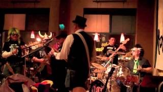 Rock Improv-A-Ganza - Coffee Works - Reggae/Ska