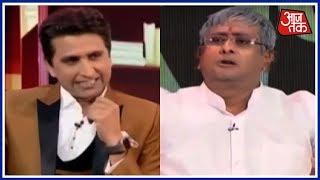 Kumar Vishwas के साथ Lalu Prasad Yadav की मज़ेदार इंटरव्यू देखेंगे तो हस्ते हस्ते हो जाएंगे लोटपोट
