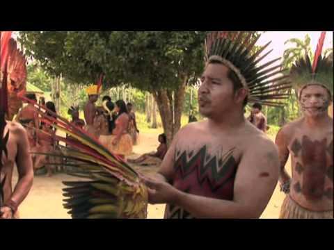 Joaquin Phoenix Travels to Yawanawa, Brazil