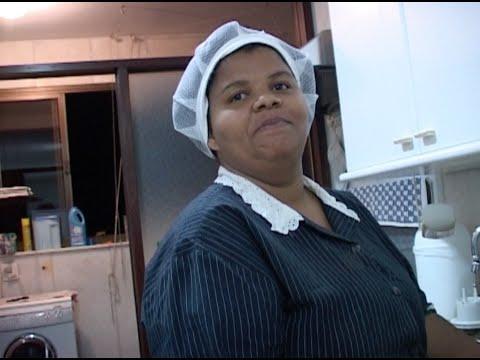 Inside Rio de Janeiro--In-house-domestic worker (Claudia)
