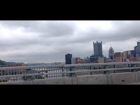 Drive East to West Pittsburgh