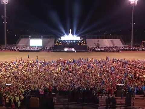 LDS Phoenix Temple Cultural Celebration - 11/15/14