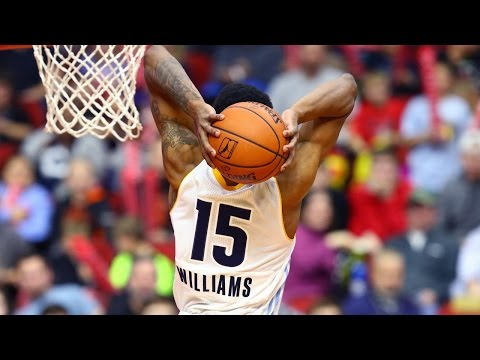 Top 10 Dunks of the 2016-17 NBA D-League Season