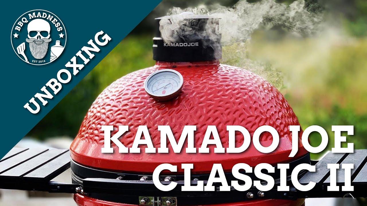 Unboxing Kamado Joe 2019