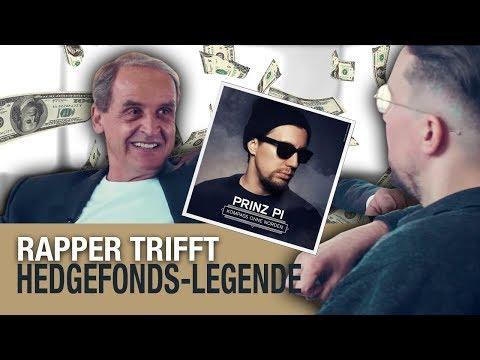 Rapper PRINZ PI trifft Hedgefonds-Legende Florian Homm