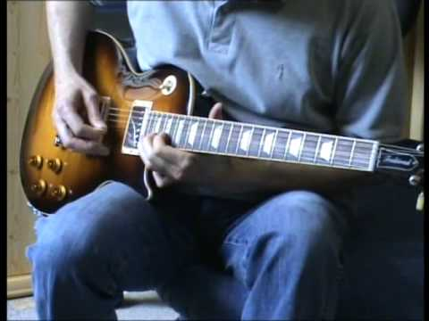 All Your Love Gary Moore Cover (slow Version)Gibson Traditional