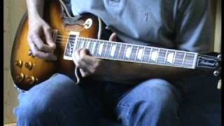Gambar cover All Your Love Gary Moore cover (slow version)Gibson Traditional