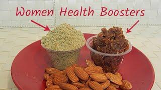 Women's Health - Memory/Eyesight/Blood Booster