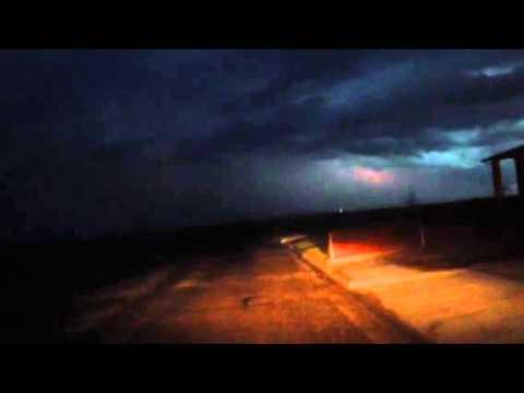 Bad lightning near booker tx
