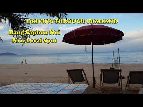 Private Beach Resort $29.00 a night Bang Saphan Noi Thailand