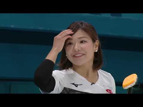 2018.11.07 LS北見 vs 中国 FULL (PACC 2018   予選)