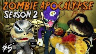 Adventures Of The Koopalings Zombie Apocalypse S2 Episode 5