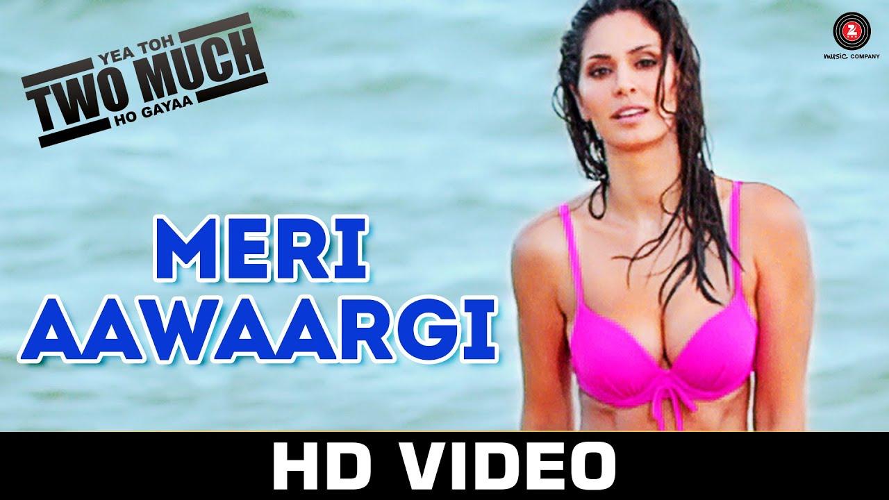 Bruna Laila meri awargi lyrics and hd video- yea toh two much ho gayaa