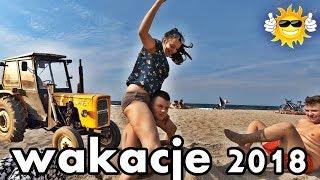 Wakacyjna Przygoda 2018 ㋡ Polskie Dziewczyny Nad Morzem ㋡