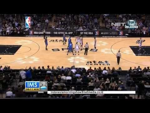 IMS - Pertandingan basket ribut