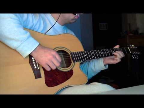 4 Non Blondes - Pleasantly Blue KARAOKE GUITAR (Lyrics CC)
