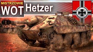 Hetzer - miele wszystko co na drodze stanie - World of Tanks