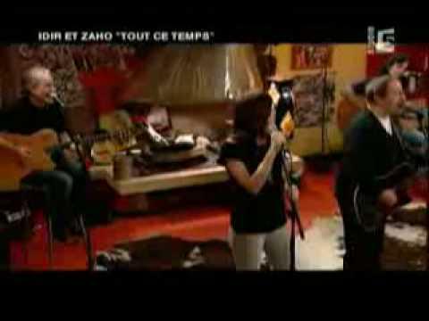 Idir et   Zaho Tout ce temps Live.flv