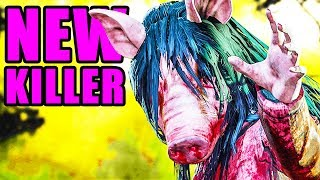 NEW KILLER The Pig 💀 Dead by Daylight The Pig Gameplay