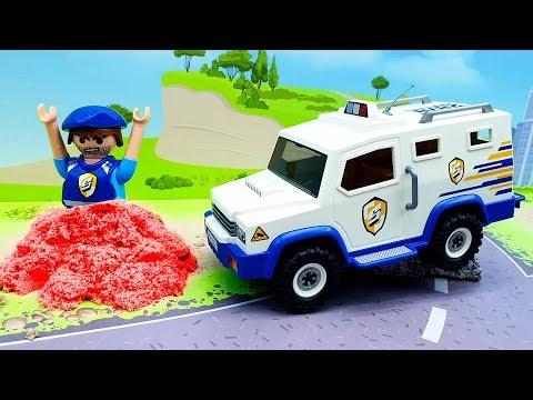 Видео про машины - Спецназ не проведешь!