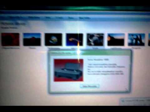 Canon pixma iP2770 error 6000