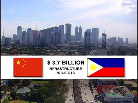 China confirms support for Philippines infrastructure projects worth 3.7 billion dollars