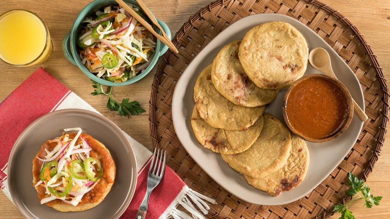 Pupusas   How to make pupusas salvadoreñas