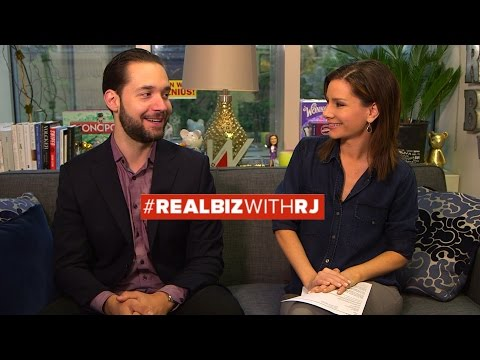 Reddit Co-Founder Alexis Ohanian | Real Biz with Rebecca Jarvis | ABC News
