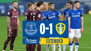 EXTENDED HIGHLIGHTS: EVERTON 0-1 LEEDS UNITED