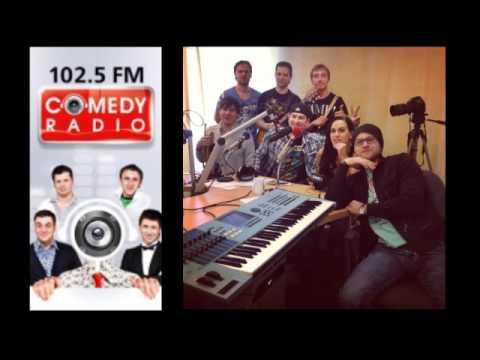 САФАРИ - LIVE at ССШ on Comedy Radio