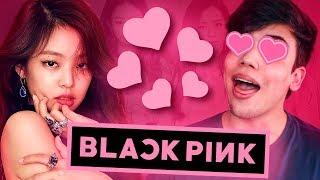 Reaccionando a BLACK PINK (K-pop) POR PRIMERA VEZ
