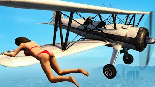 GTA 5 FAILS: EP. 34 (GTA 5 Funny Moments Compilation)