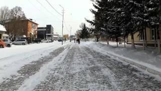 Прогулка 27.11.2015  Спасск-Дальний