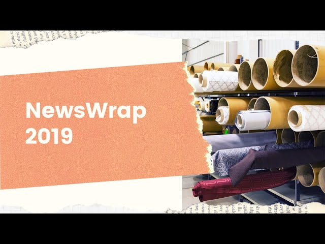 Sectorwise and Countrywise NewsWrap of 2019