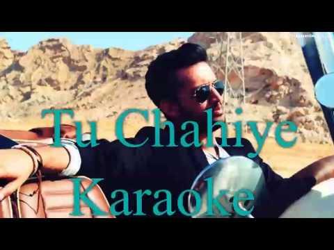 Tu Chahiye Karaoke - Atif Aslam | Dmusic Karaoke |