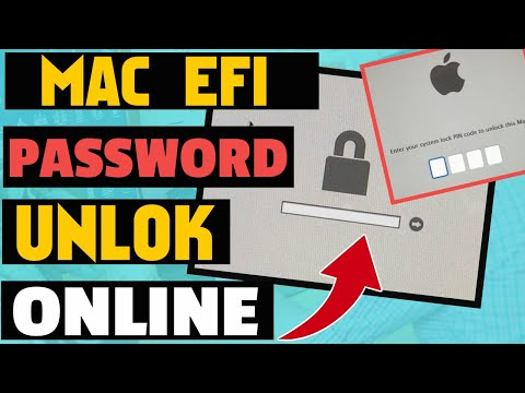 Mac Efi Password Removal Working 100%