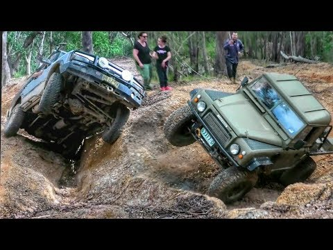 Jeep Trail 4x4 Coffs Harbour