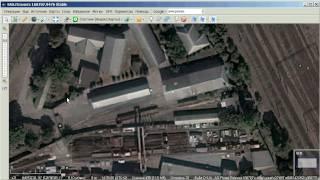 видео Спутниковая Карта Гугл