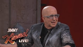 Paul Shaffer on Mini-Residency with Jimmy Kimmel