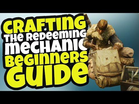 BEGINNERS Crafting Guide – The Redeeming Mechanic: New World Beta MMORPG