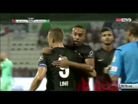 أهداف مباراة الشباب و الأهلي (كأس الخليج العربي): 29\09\2016